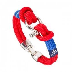 PULSERA REGATTA RED