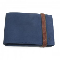 CARTERA COLECCION SMITH CLASIC 351 AZUL E. ROJO/VERDE