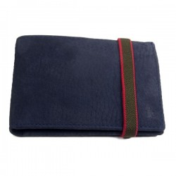 CARTERA COLECCION SMITH URBAN 351 AZUL/ROJO