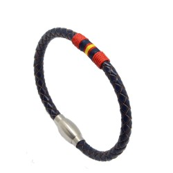 PULSERA FORTUNE SIMPLE PIEL